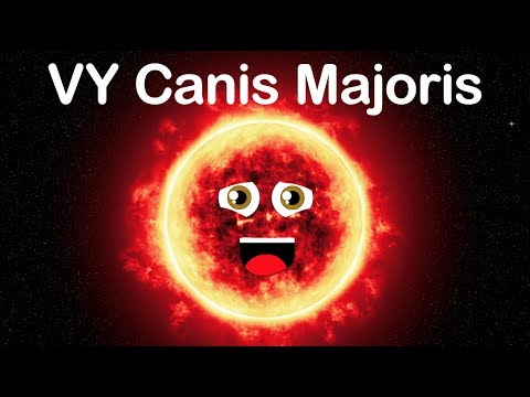 Stars for Kids/Stars for Children/VY Canis Majoris Song