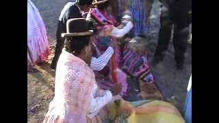 Matrimonio en Chucuito - Puno