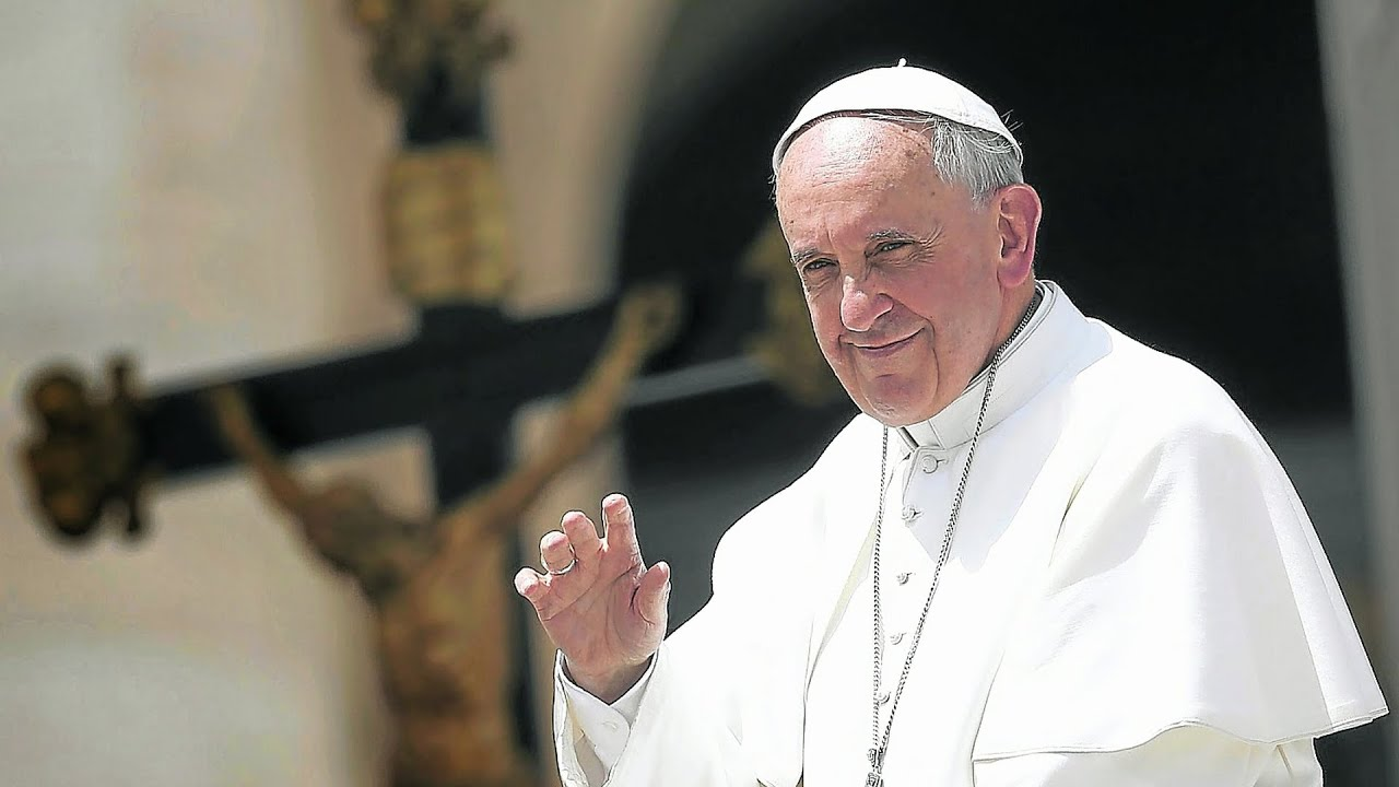 Man Has Slapped Nature in the Face Says Pope Francis