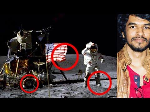 Moon Landing Real or Fake   Tamil