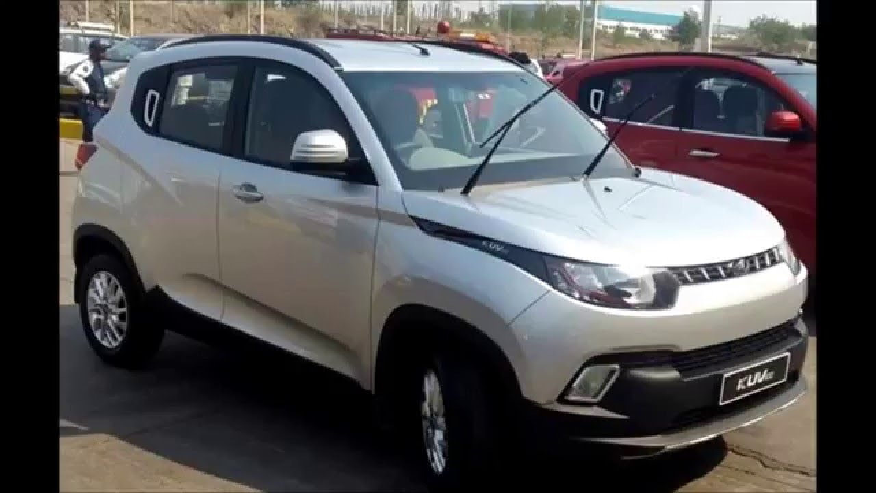 Compact Suv From Mahindra Kuv Price And Feature List