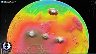 HUGE Artificial Formation On Mars? 4/7/17