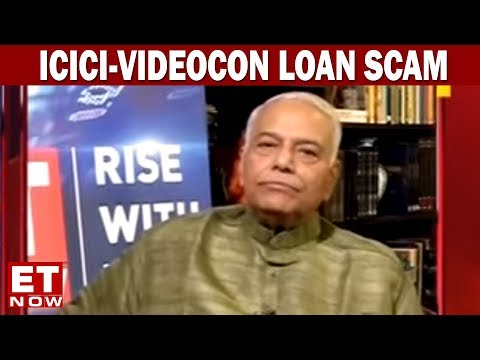 Yashwant Sinha ​On ICICI-Videocon Loan Scam ​| India Development Debate Direct