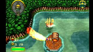 Overboard! a.k.a. Shipwreckers!  PS1/PSX