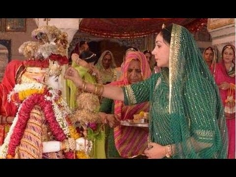 Royal Family Teej Celebration In  Jaipur