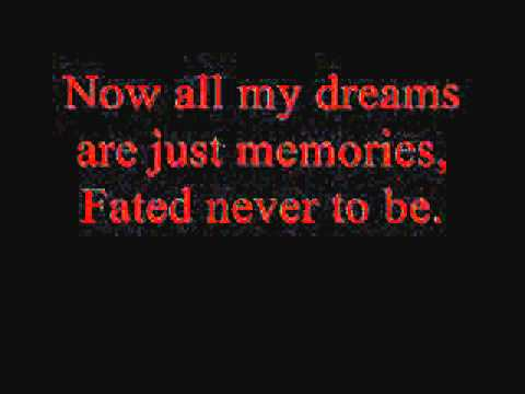 """No One Knows Who I Am"" from Jekyll and Hyde -KARAOKE-"
