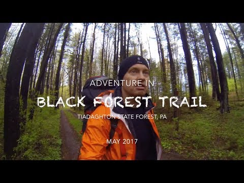 Adventure in Black Forest Trail
