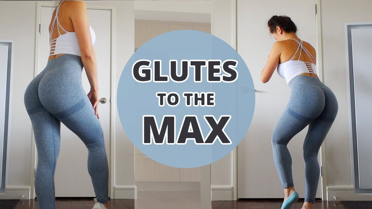 IT'S OFFICIAL!! Quick & Effective Booty Exercises at Home