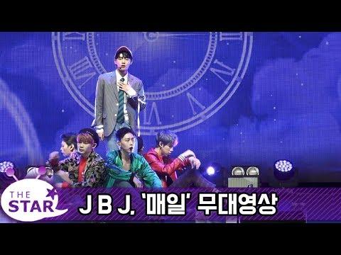 JBJ(제이비제이), '매일(Everyday)' 무대영상 (SHOWCASE, Chreography, STAGE)