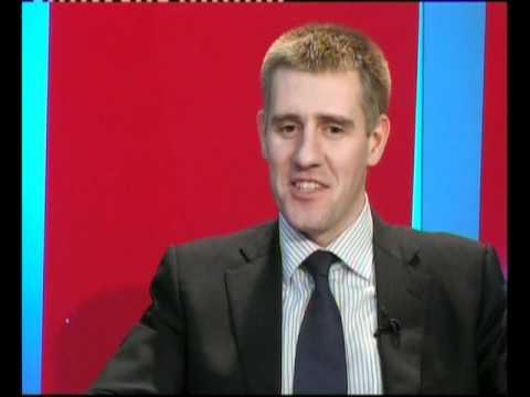 Predsjednik Vlade  Crne Gore, dr Igor Luksic, ATLAS TV 4/6