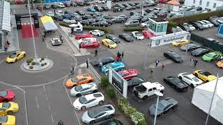 Lamborghini Day 2019 bei Priewasser Ried