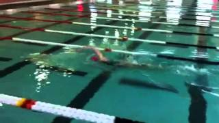 Kirsty Coventry Mid-Pool Turn