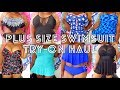 Plus Size Swimsuit Try-On Haul| Dresslilly