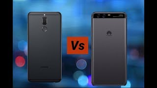 Dual camera phones: Huawei P10 vs Nova 2I