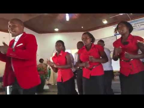 CCAP Church Choir in Malawi, Africa
