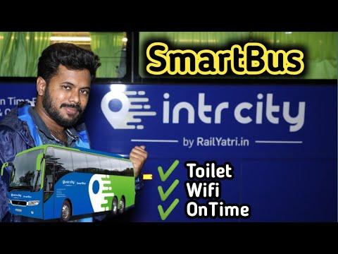 Railyatri Intrcity Smart