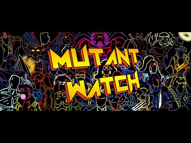 Social Commentary on the X-Men ft @sandyjimenez - Mutant Watch E14