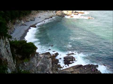 The Cliffs of Taejongdae Park in Busan