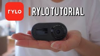 Rylo 360 Tutorial - How to edit