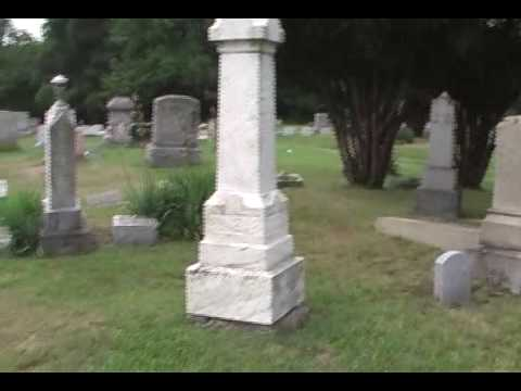 night of the living dead evans city cemetery part 1 youtube