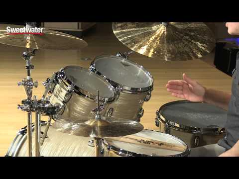 Gretsch Drums Brooklyn 4-piece Shell Pack Review By Sweetwater