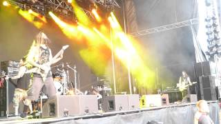 """SUICIDE SILENCE - You Can´t Stop  Me """"Live@Getaway Rock """""""