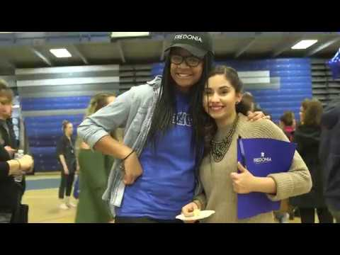 Accepted Students Reception at Fredonia