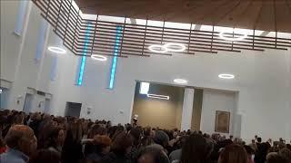 Inaugurazione chiesa Madonna Delle Grazie