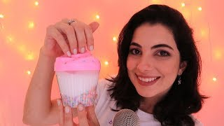 ASMR FAST AND SLOW TAPPING