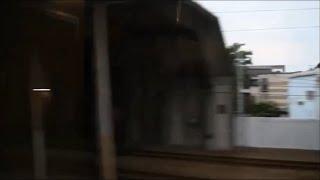 185系 ホリデー快速鎌倉 鎌倉(Kamakura)~南越谷 側面展望 【武蔵野貨物線*経由】