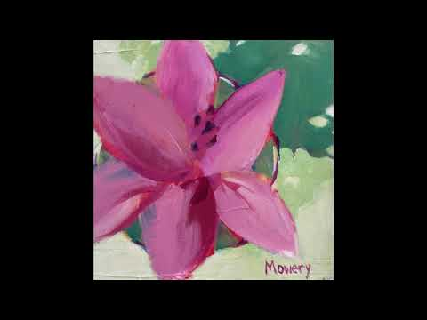 30 Paintings in 30 Days Project 2018 by Maryland landscape painter Barb Mowery