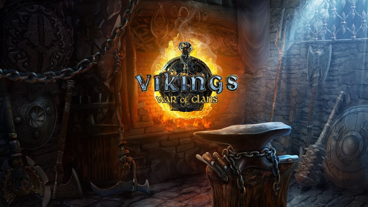 vikings war of clans lynx armour testing youtube. Black Bedroom Furniture Sets. Home Design Ideas