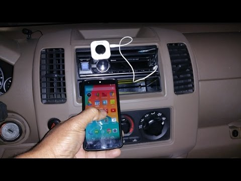 how to hook up bluetooth to car Belkin hands-free bluetooth caraudio connect aux simple setup aircast auto easily connects your smartphone to your car stereo—no need for professional installation.