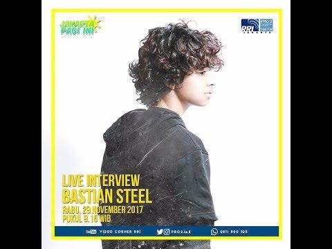 Bastian Steel - ICU Pro2 FM RRI Jakarta (Live Video Corner RRI)