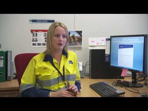Working in mining with Fortescue Metals Group (FMG)