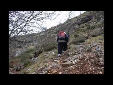 24-02-2014-Fotos de Revilla de Pomar-Cascada de Covalagua-Camino de Matacueva-El Hachón-Las Cuestas