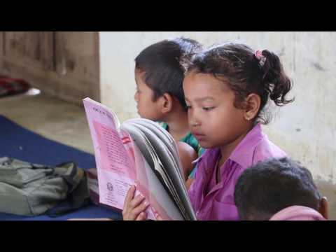 Opportunity Schools in Nepal (Nepali) World Education
