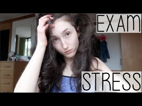 HOW TO COPE WITH EXAM REVISION STRESS | A DAY IN MY LIFE AT UNI VLOG