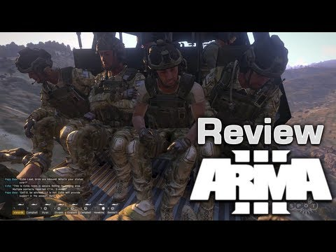 GameSpot Reviews - Arma III