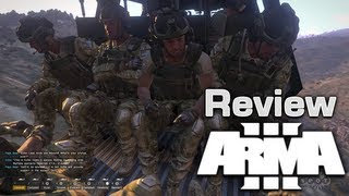 GameSpot Reviews - Arma III