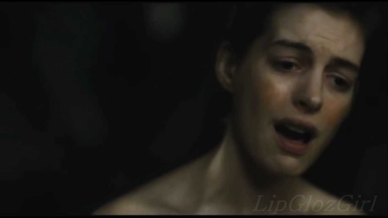 I Dreamed A Dream Full Scene Anne Hathaway Les Misérables Youtube