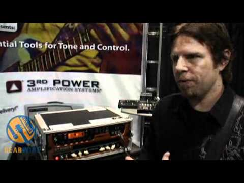 3rd Power Amplification SV3015 Stereo Tube Power Amp Gives Eleven Rack The Juice (Video)