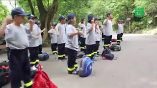 VTC14 | Trại hè lính cứu hỏa: Rèn luyện kỹ năng sống cho trẻ