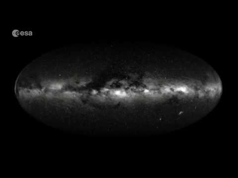GAIA SECOND RELEASE DATA FROM THE EUROPEAN SPACE AGENCY