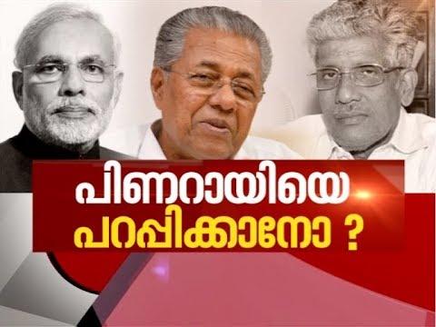 BJP blames Kerala government for violence over shrine row | Asianet News Hour 6 JAN 2018