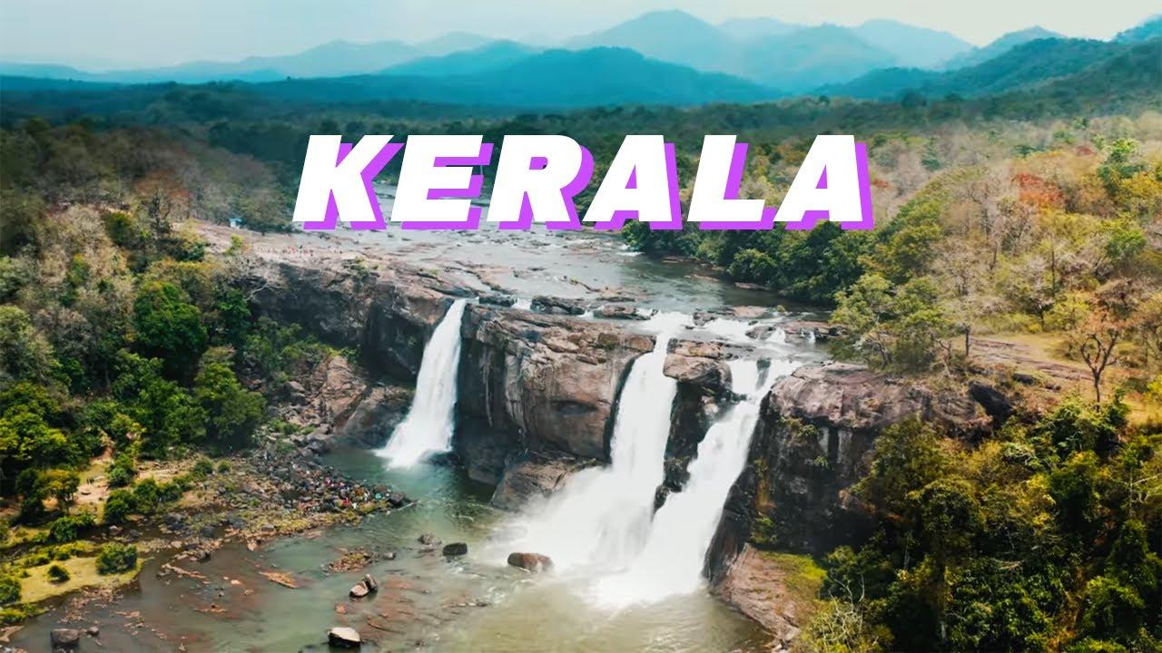 Epic views of Athirapally waterfall : Exploring Kerala with Kerala Tourism ep 02 | Traveling Mondays
