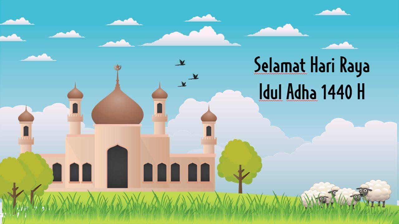 Ucapan Selamat Hari Raya Idul Adha 2019