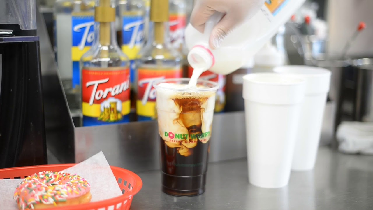 Best Iced Coffee In Arizona Youtube
