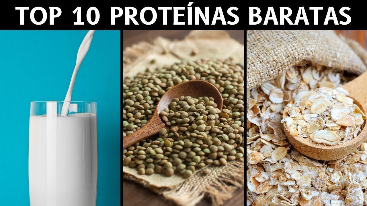 10 Alimentos Ricos em Proteína e Baratos Que Não Podem Faltar na Sua Dieta