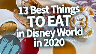13 Best Things to Eat in Disney World in 2020!